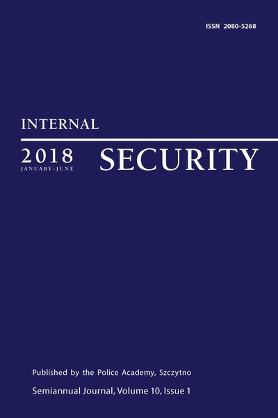 Praca Zbiorowa - Internal Security, January-June 2018